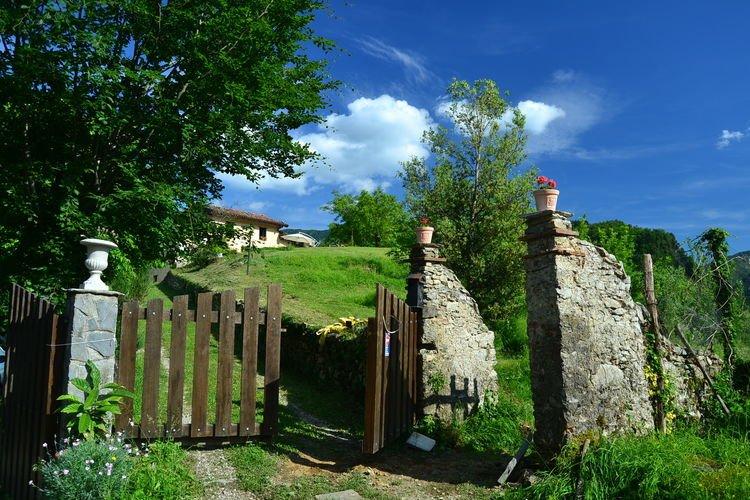 agriturismo il colle  (boccabugia), holiday rental in Vergemoli