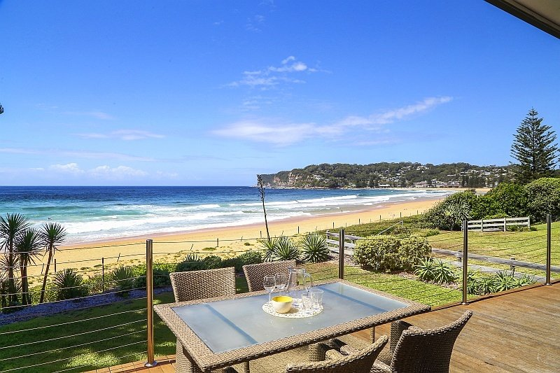 This absolute beachfront will delight, perfect for family get togethers