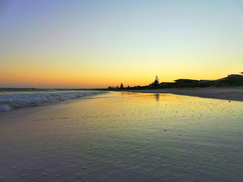 Catch a Callala Beach sunset