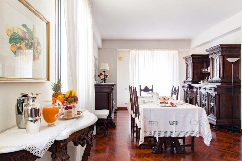 B&B Casa di Anna - Camera Bianca, location de vacances à Apecchio