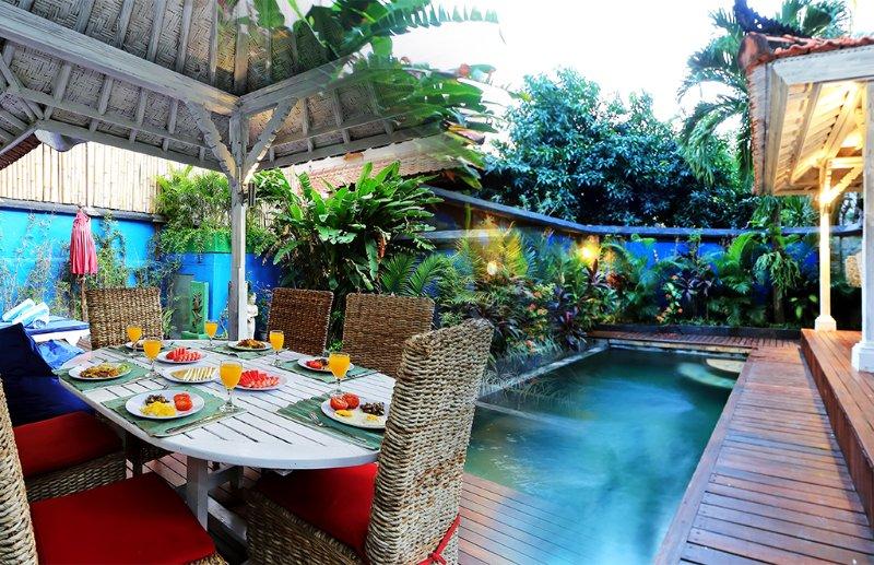 300 M Walk To Legian Beach Discount Budget Balinese Style Private Pool Villa Updated 2021 Tripadvisor Legian Vacation Rental