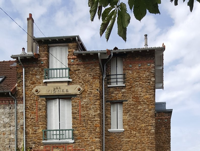 Appartement 2 chambres en pavillon, vacation rental in Sartrouville