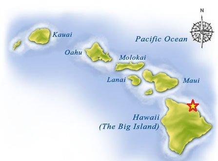 Paradise Bluff is located in Laupahoehoe on the Big Island's gorgeous Hamakua Coast.