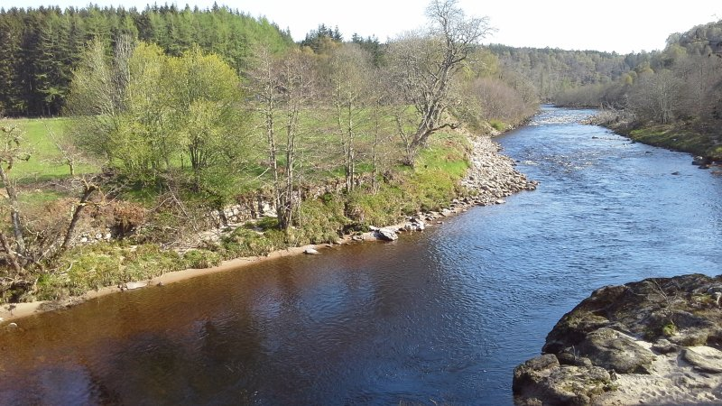 Set in stunning scenery including the River Findhorn. Close to beaches10 mls and Cairngorm N. Park