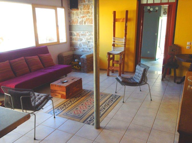 The Architect's House, location de vacances à Fourni