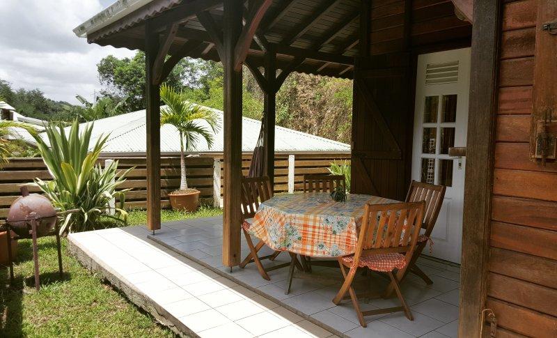 terraço bungalow