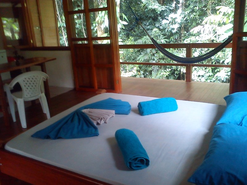 bajobosquedrakecabinas, vacation rental in Corcovado National Park