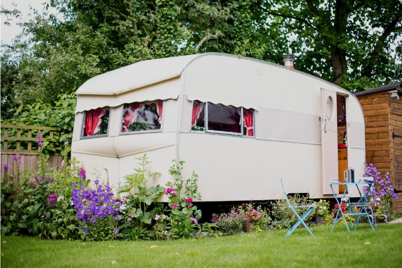 Willow 1957 Vintage Caravan - sleeps 2/4, casa vacanza a Langport