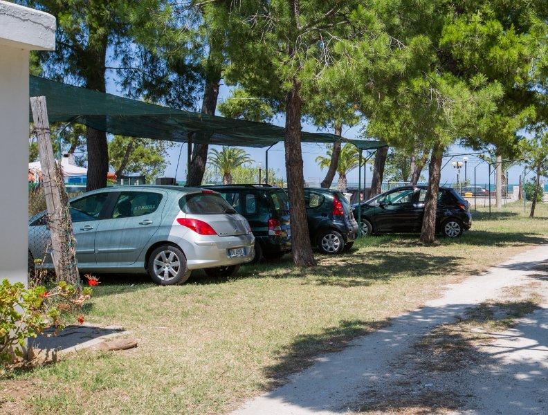 internal parking