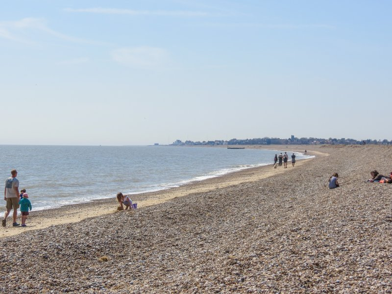 Thorpeness - Aldeburgh - Coastal path
