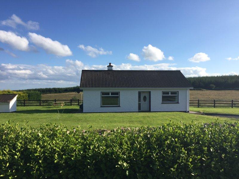 bela casa de campo rural