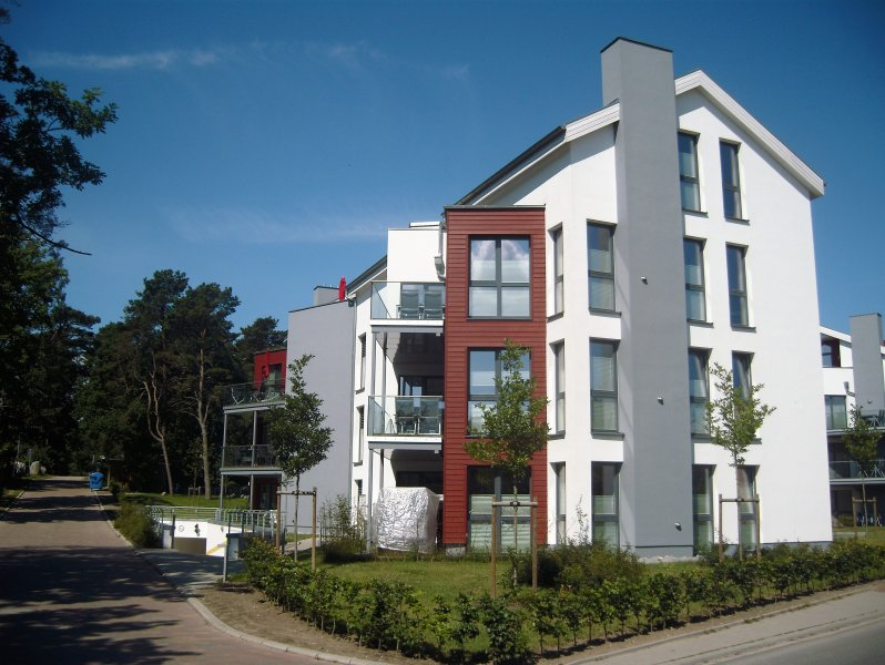 Ferienwohnung in absoluter Strandnähe, holiday rental in Ostseebad Baabe