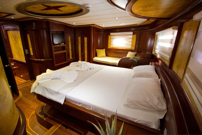 m/s YUCEBEY-1, vacation rental in Marmaris District