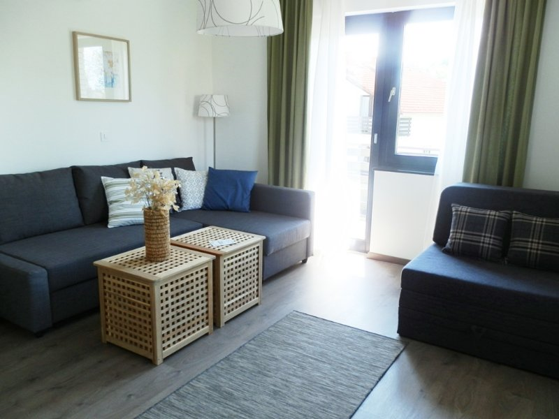 Studio apartment Karlo, location de vacances à Slunj