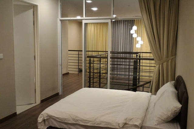 Luxurious Stay at Riverson SOHO, KK City Centre, holiday rental in Kota Kinabalu District