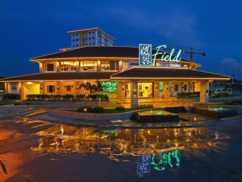 Condo Sm Field Residence, vacation rental in Manila