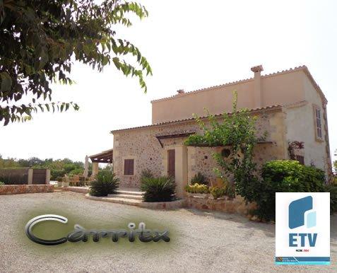 ETV CARRITX, Ferienwohnung in Santa Margalida