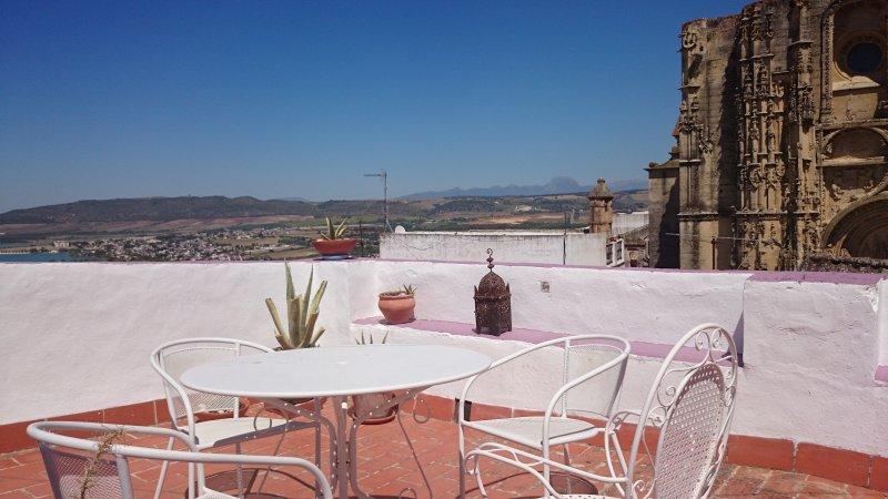 terraço vistas