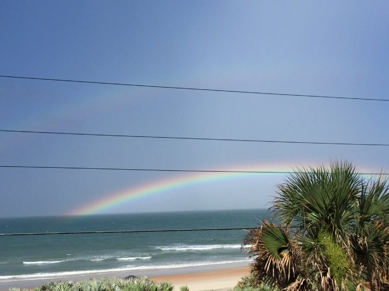 4th of July double rainbow