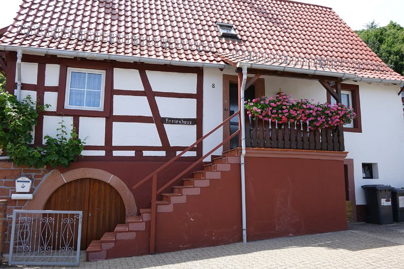 Romantisches Ferienhaus, holiday rental in Lembach