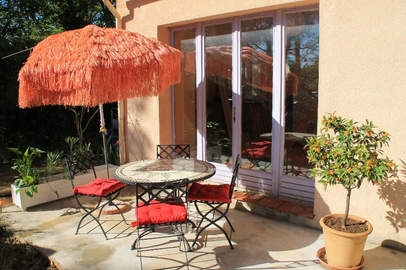 AU CHANT DES CIGALES LES FOURMIS DANSENT, holiday rental in Ollieres