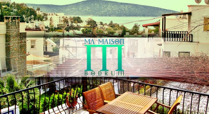 Ma Maison Bodrum, Kumbahce Apart Otel, vacation rental in Bodrum City