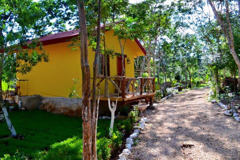 Gilmar Hidden Paradise, holiday rental in Playa Mujeres