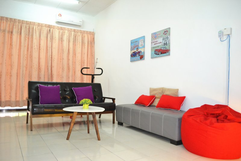 Sakura Homestay Kampar 金宝樱花民宿, vacation rental in Kampar District