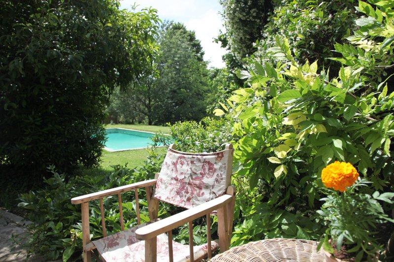 VILLA ORGANI 'the Daisy Cottage', alquiler de vacaciones en Vaiano