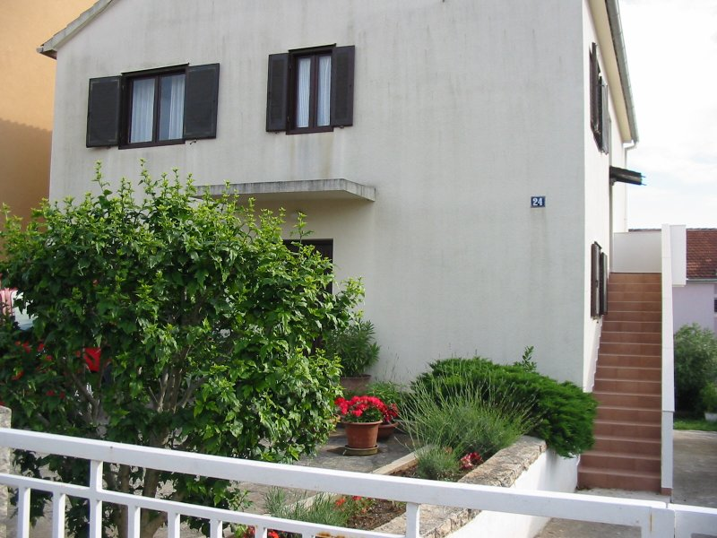 Holiday house Antonia, groundfloor apartment, holiday rental in Zadar