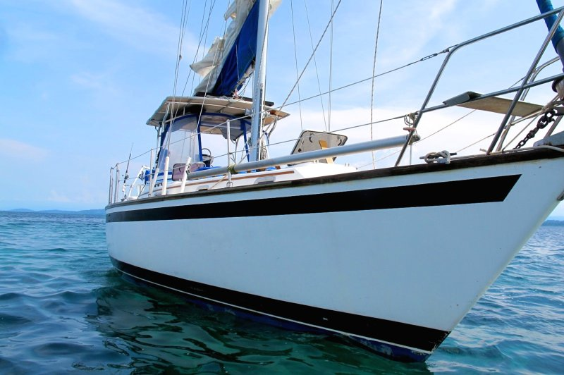 Sailing the Caribbean on an All-Inclusive Yatch, alquiler de vacaciones en Isla San Cristobal