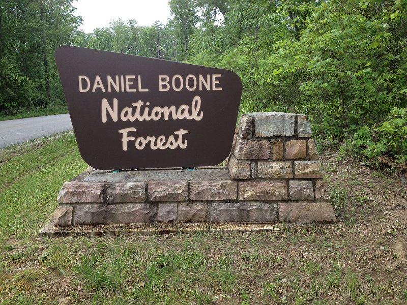 Welcome to Daniel Boone National Forest, where you'll find adventures to treasure for a lifetime!