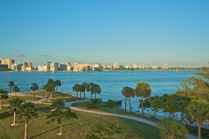 Siesta Key Rentals with Spectacular Water Views