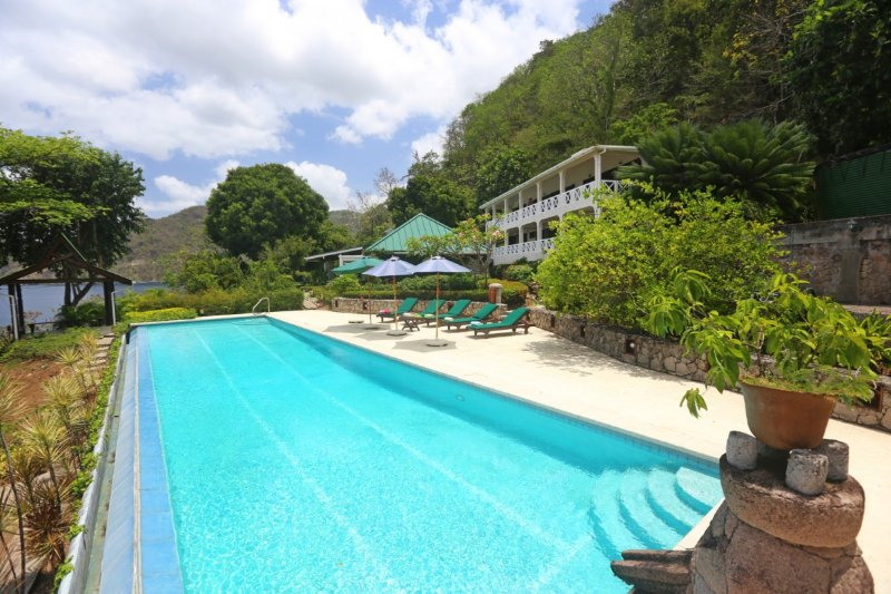 Colibri Cottage, vacation rental in Soufriere