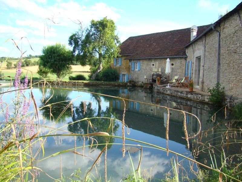 Mill Vaudres | Soue river