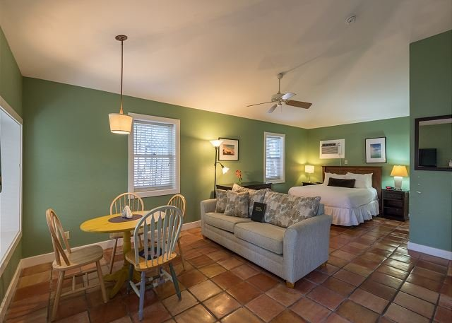 Open floor plan allows for a comfortable and convenient stay