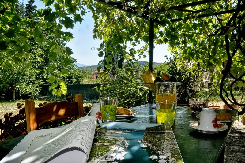 house in the country, casa vacanza a Kokkini