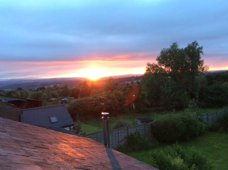 The Dairy, Crooked End Farm, holiday rental in Mitcheldean