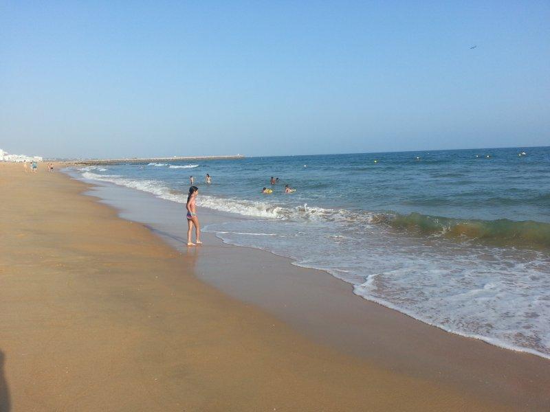 Beutifull Vilamoura Beach - apenas um 3-4 min a pé do apartamento.