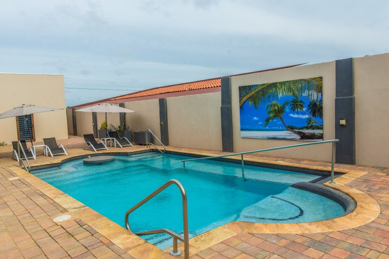 Bubali Luxury Apartments, adults only, alquiler de vacaciones en Aruba