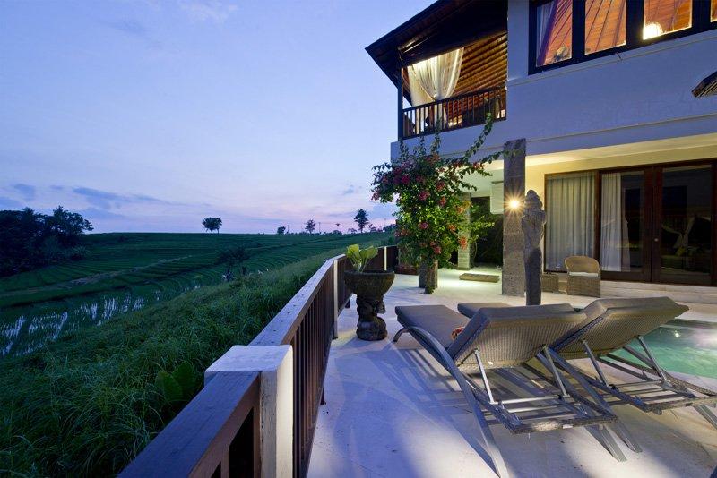 Luxury Villa with Private Pool -Sahaja 7, holiday rental in Antap