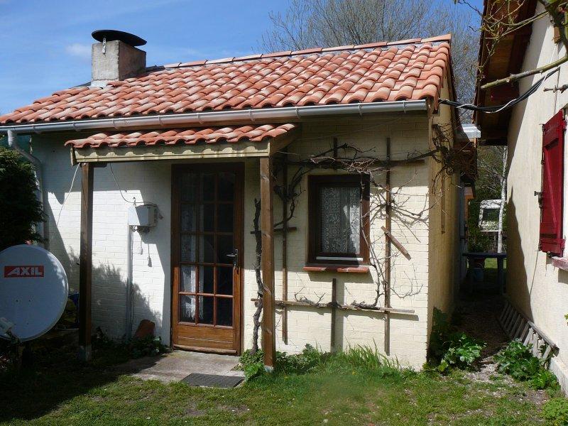 Weinhäuschen, casa vacanza a Liposthey