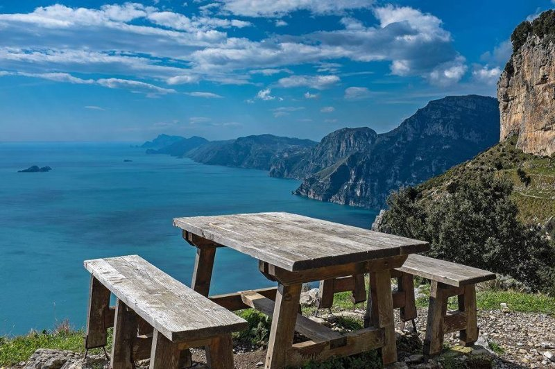 Albachiara-TOP apartment on Amalfi coast, vacation rental in Agerola