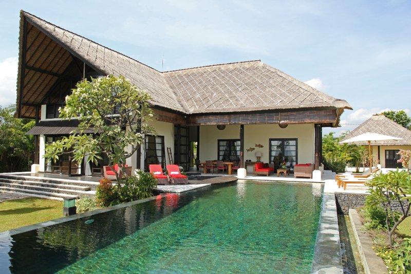 Anamaya pool view