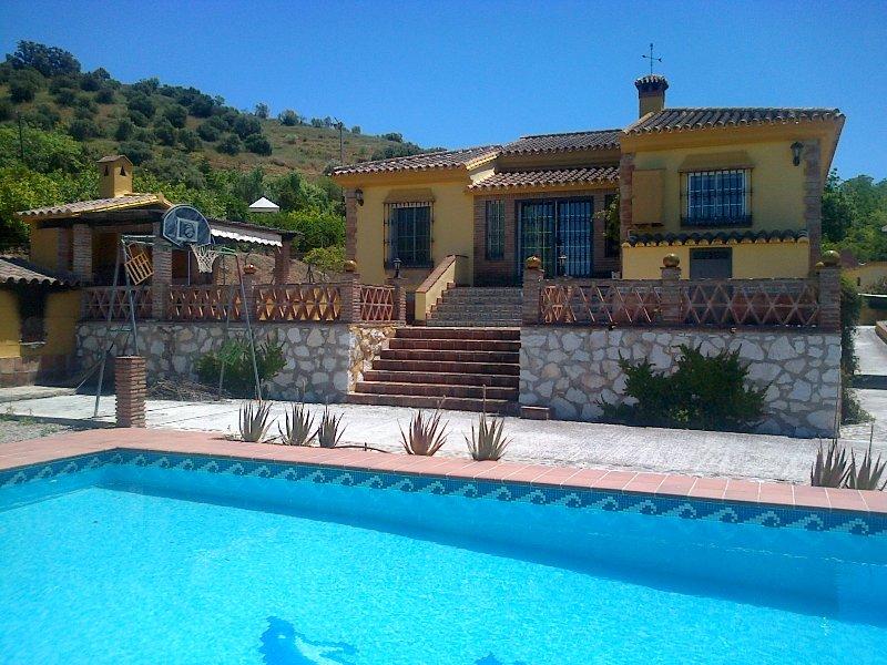 Wonderful large pool