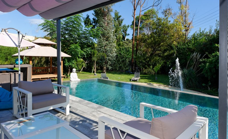 Cap d'Antibes , VILLA 180 M2  Jardin Tropical, holiday rental in Cap d'Antibes