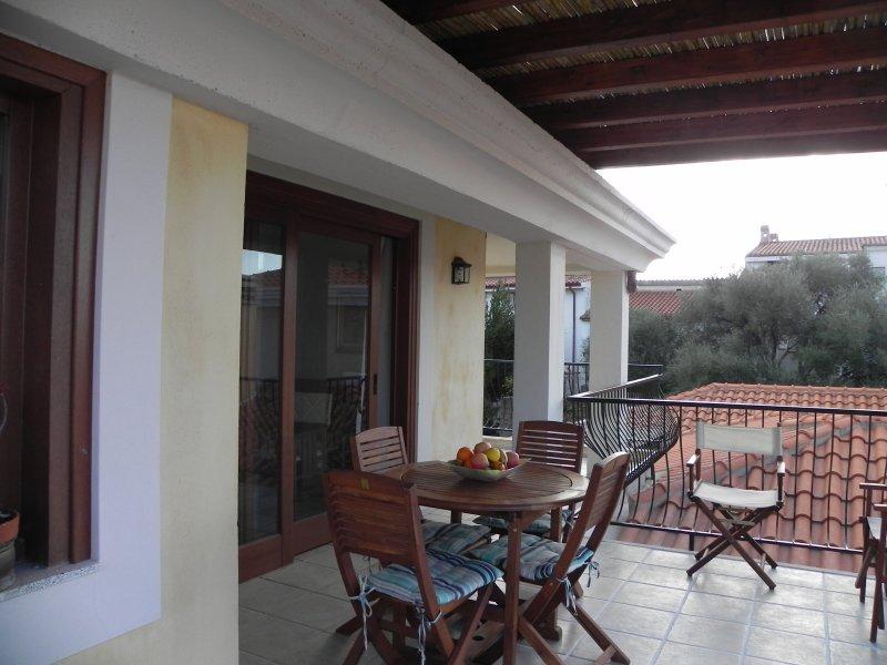 Casa del Mar, holiday rental in Baunei