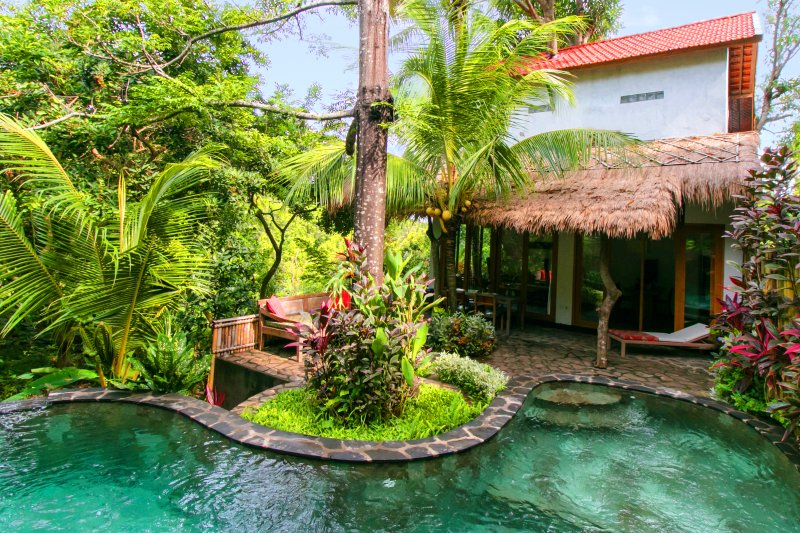 Indo Rumah Zengarden, Rumah Sumatra, holiday rental in Lovina Beach