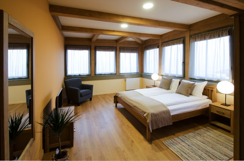 Castellum Harmonia Mundi, Luxurious B&B, location de vacances à Northwest Romania