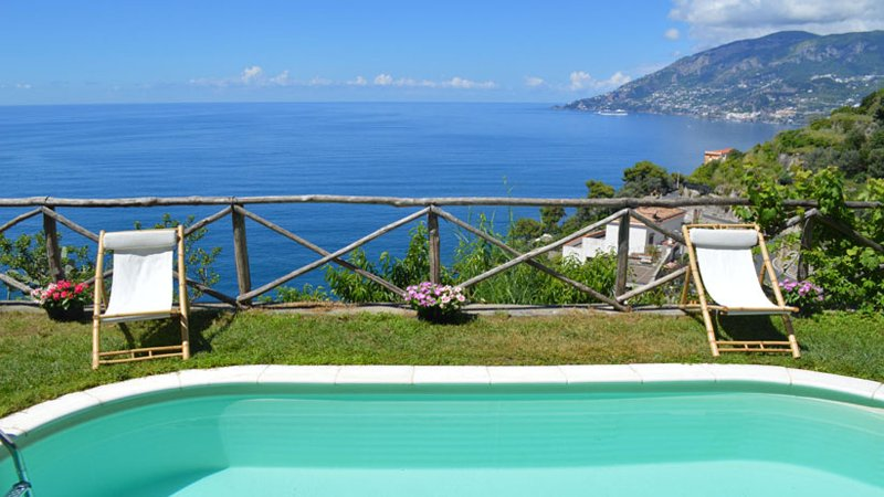 VILLA MAJOR Maiori - Amalfi Coast, vacation rental in Maiori